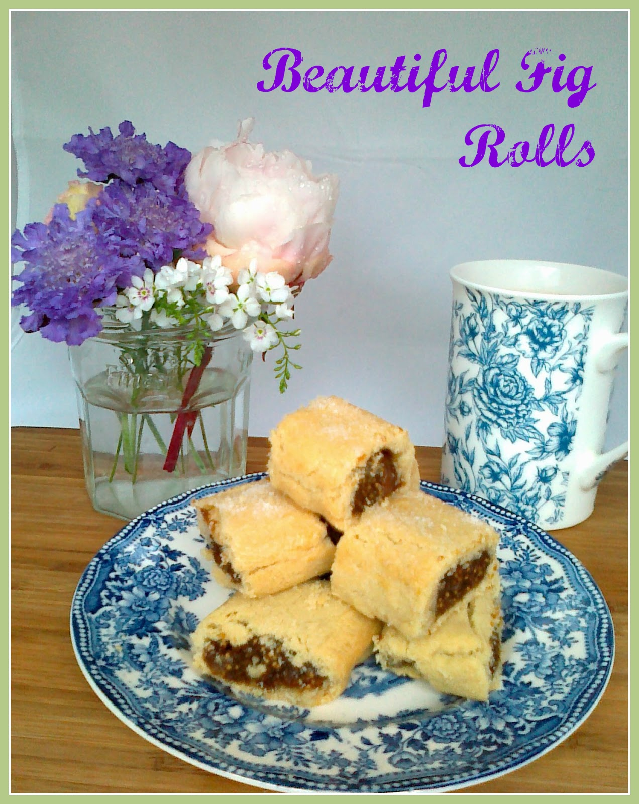 Only Crumbs Remain: Homemade Fig Rolls