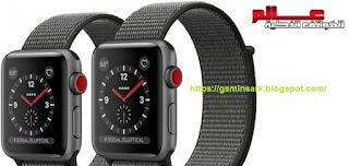 مواصفات ومميزات ساعة آبل Apple Watch Sport Series 3  ساعة آبل واتش سبورت سيريس 3