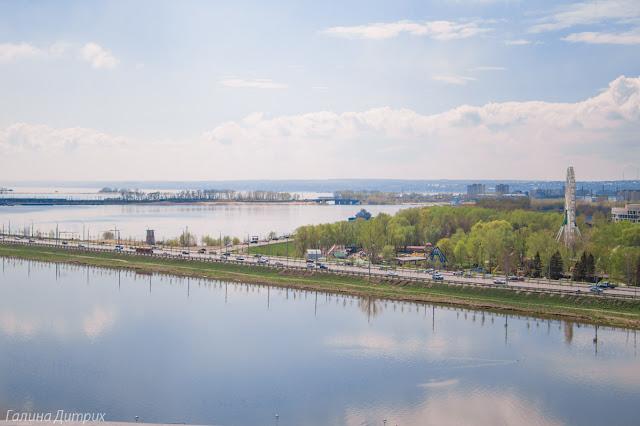 Река Казанка