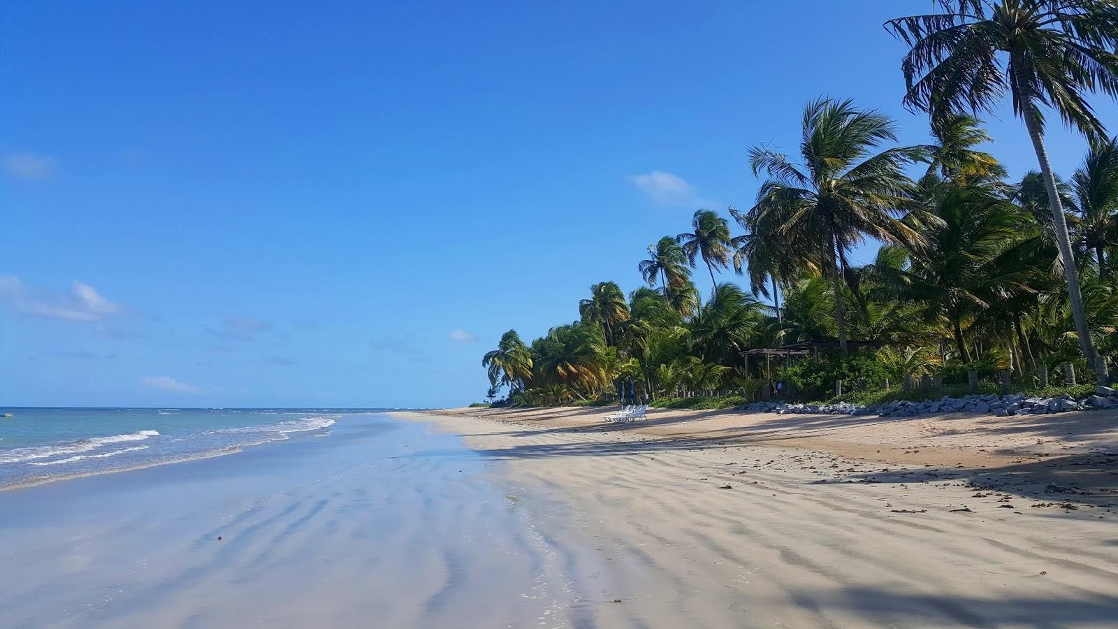 Praia de Bitingui, Japaratinga, Costa dos Corais em Alagoas