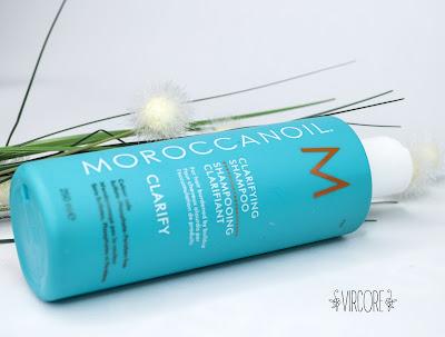 Moroccanoil champú Clarify