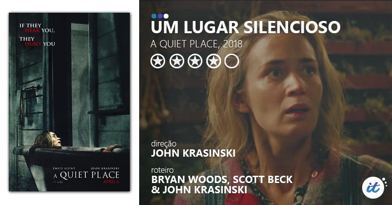 filme um lugar silencioso