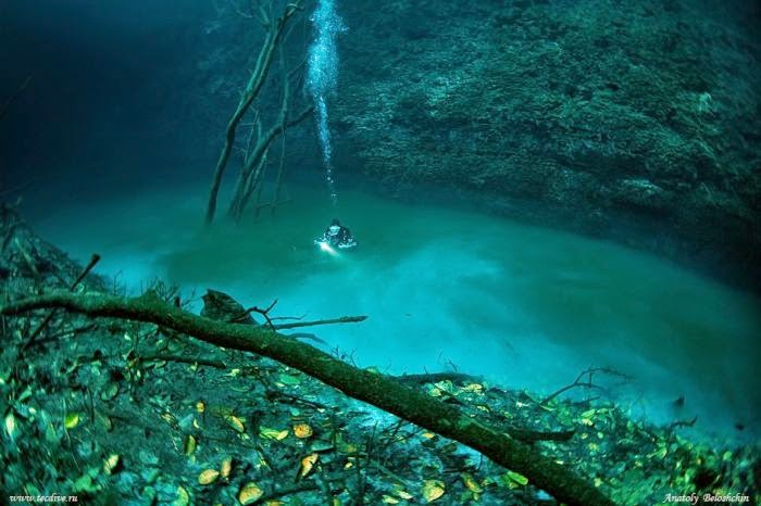 Ternyata Sungai di Bawah Laut Sudah Dijelaskan Dalam Al-Qur'an