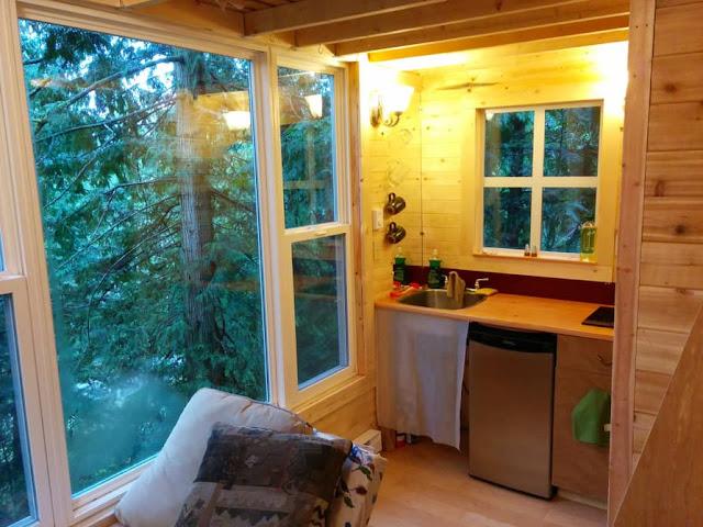 treehouse home kitchen
