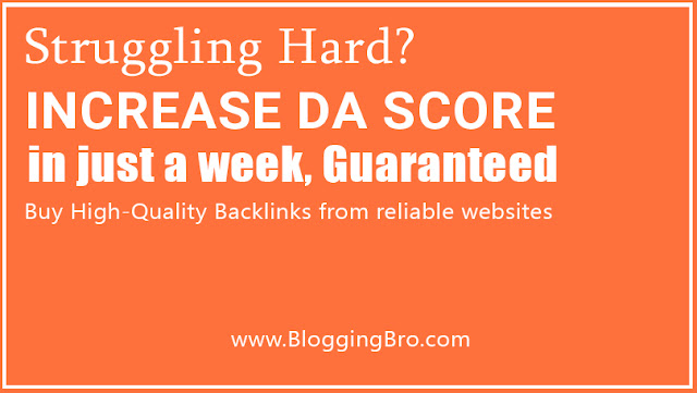 Best Websites to Buy Backlinks for Any Niche, Increase DA in a Week!