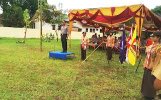 Gerakan Pramuka Satuan Karya (Saka) Bhayangkara Lampung Selatan