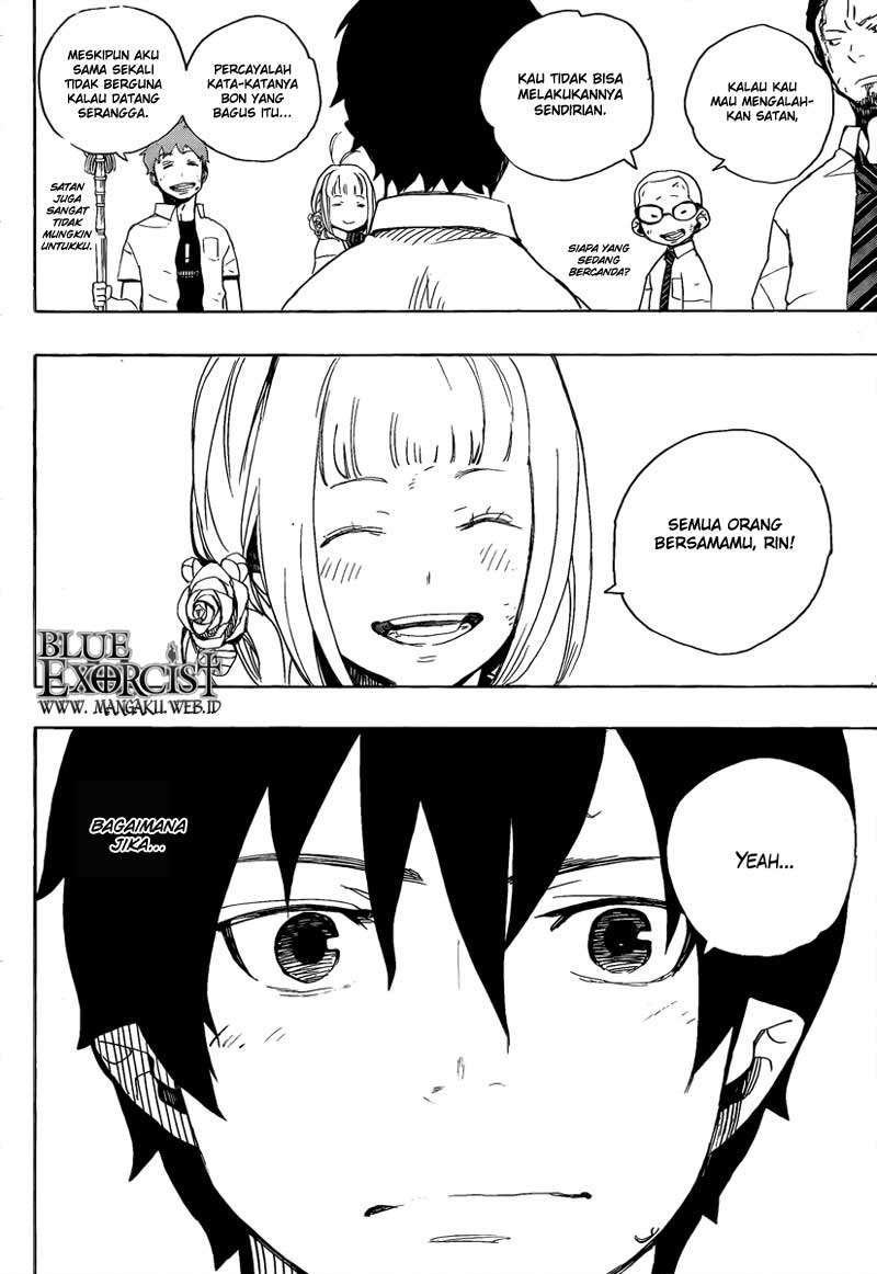 Ao no Exorcist Chapter 12-41