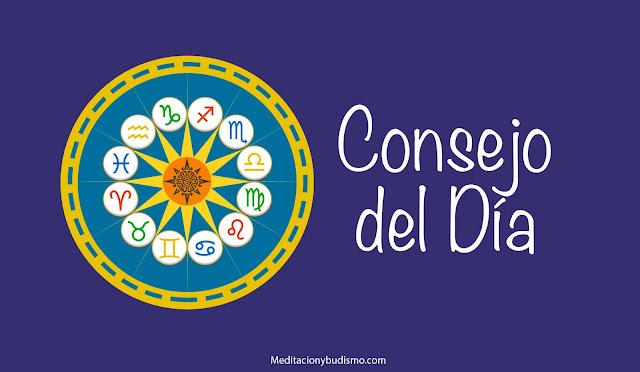 Consejo del día - Domingo 29 de Julio