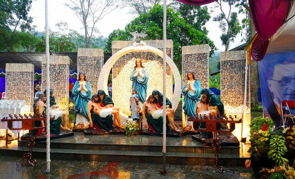 9 Gua Maria Di Jogja Wisata Ziarah Rohani Katolik Paket