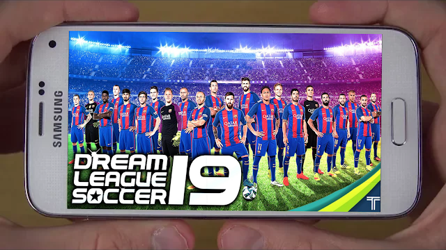 Download Dream League Soccer 19 Barcelona Edition