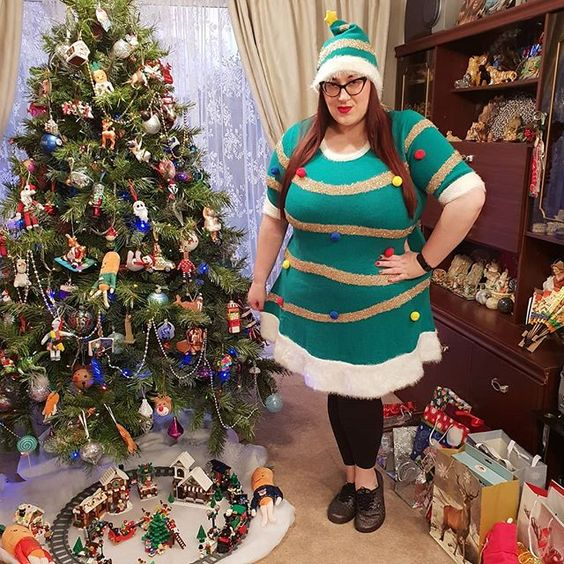 Primark Christmas Tress Dress