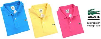 3fb46e9be927a O material possibilita também uma maior criatividade e permite conceber uma  linha mais atual. Atualmente as camisas pólos são vendidas em mais de 60  cores.