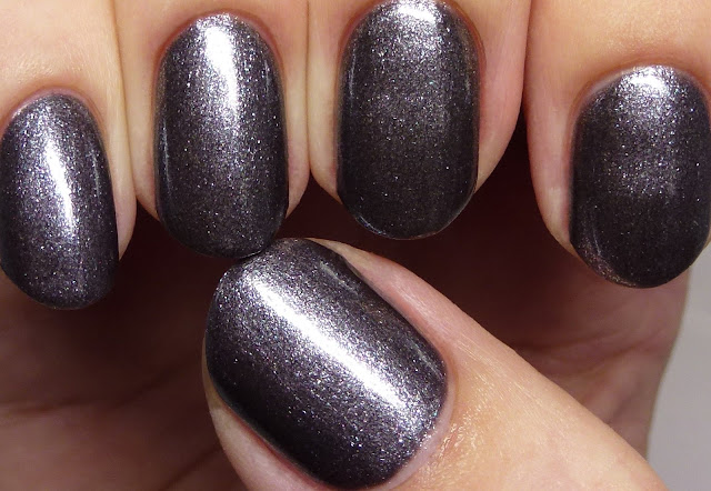 OPI Nail Lacquer No More Mr Night Sky