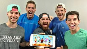 Dude Perfect Net Worth - How Much Money Dude Perfect Makes On YouTube