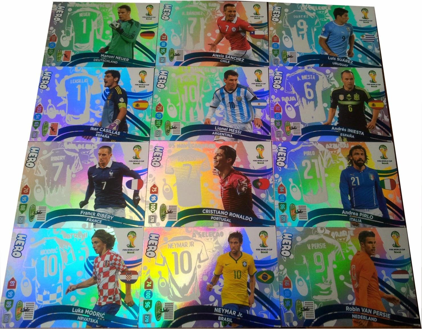 PANINI ADRENALYN ROAD World Cup Brazil 93-Rio Mavuba-BASE CARD