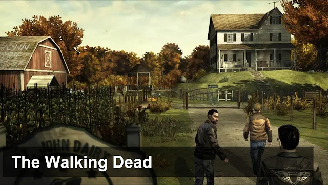 The Walking Dead - Game Petualangan Offline