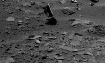 Mars anomalies and weird stuff that's been found over time on the surface of Mars