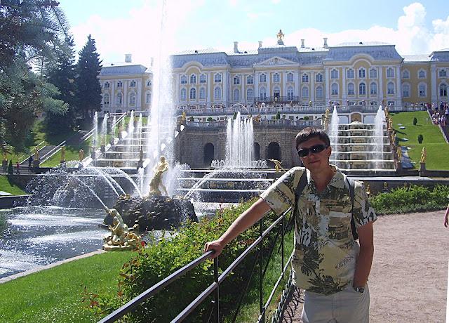 Россия, Петергоф (Russia, Peterhof)
