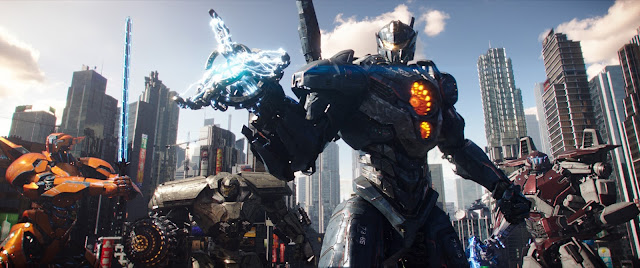 Pacific Rim: 2 Uprising (2018)