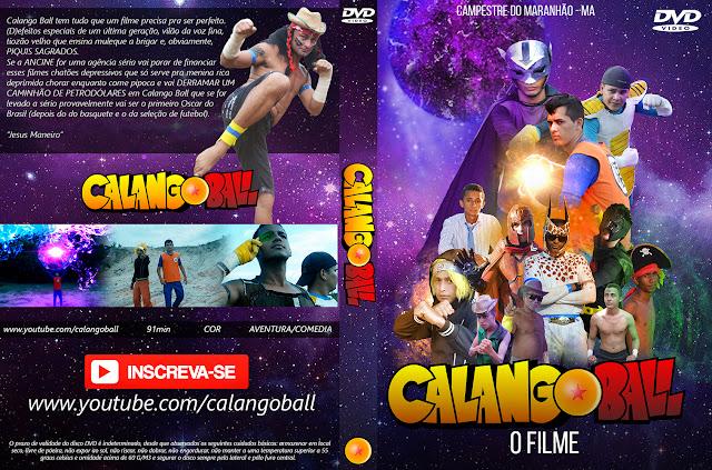 Resultado de imagem para Calango Ball O Filme