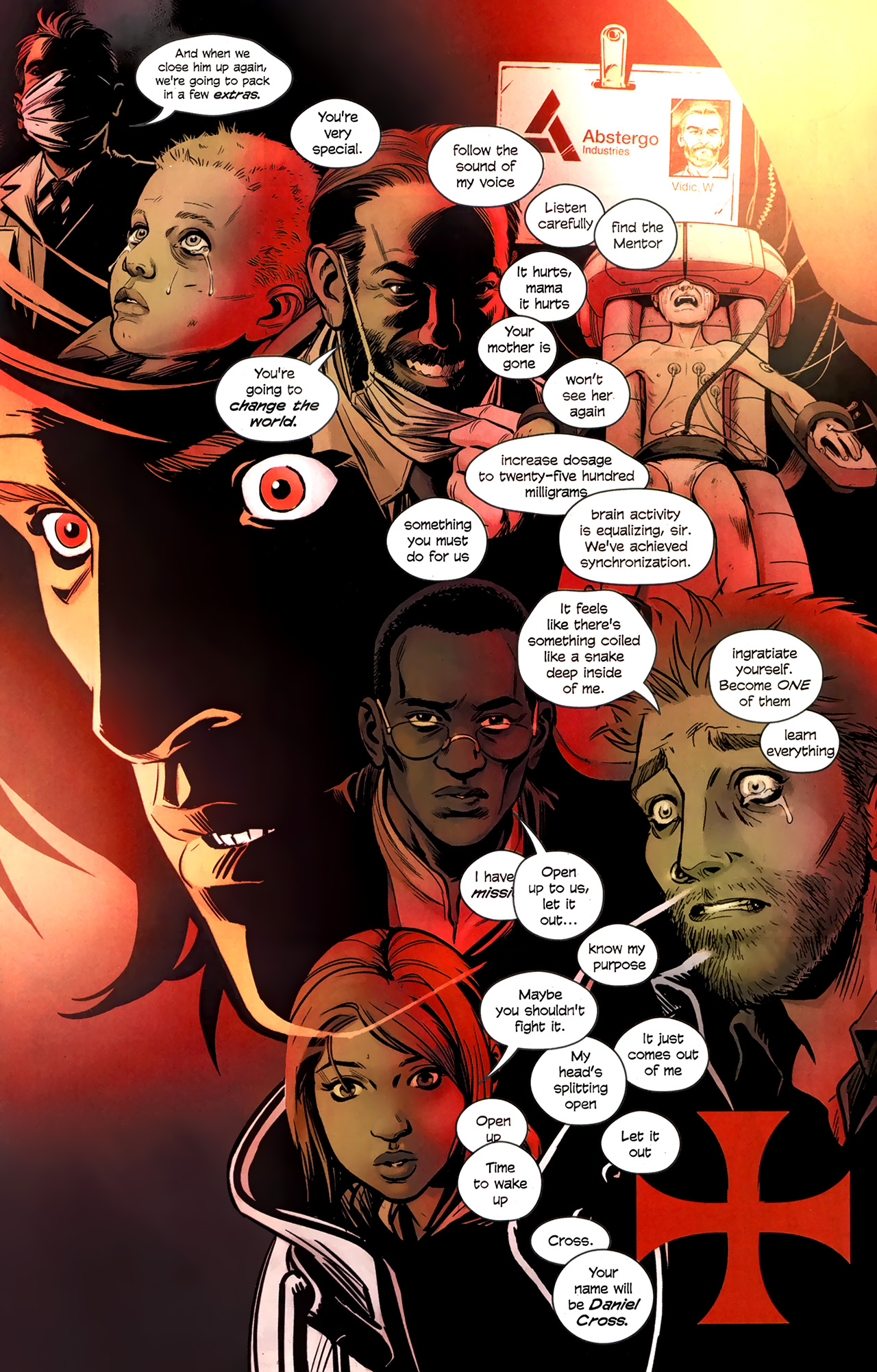 Read online Assassin's Creed: The Fall comic -  Issue #3 - 19