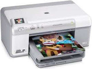 Picture HP Photosmart D5468 Printer