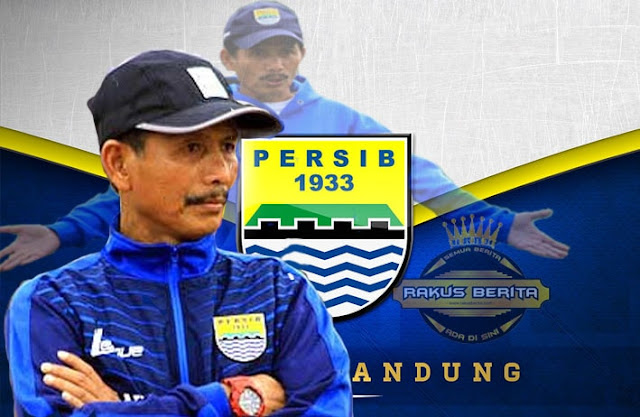 Pelatih Persib Bandung Djadjang Nurdjaman Ikuti Kursus Pelatih
