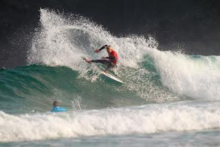 18 Ethan Ewing AUS Pantin Classic Galicia Pro foto WSL Laurent Masurel