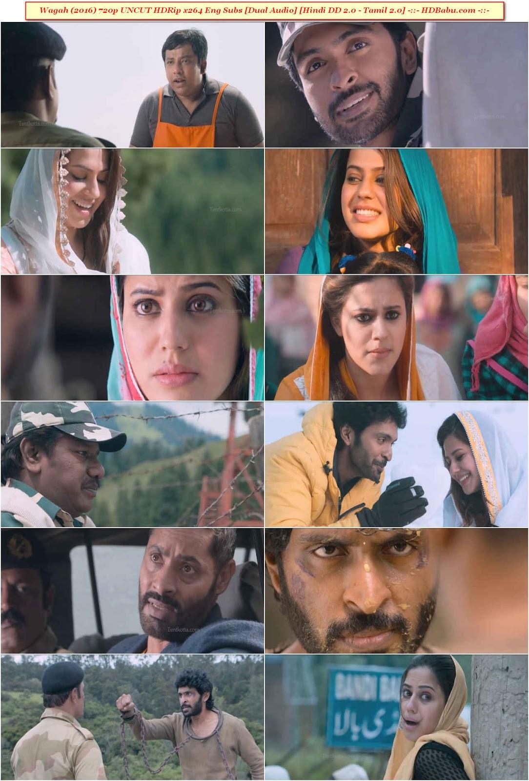 Wagah Hindi Dual Audio Full Movie Download