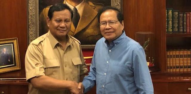 Prabowo-Rizal Ramli, Soekarno-Hatta Era Milenial