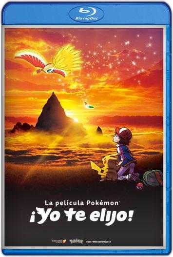 Pokémon: ¡Yo te elijo! (2017) HD 1080p y 720p Latino