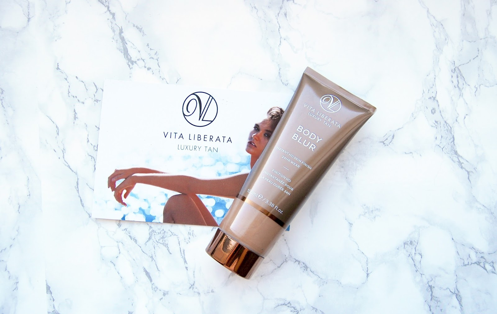 Read my review of Vita Liberata Body Blur fake tan