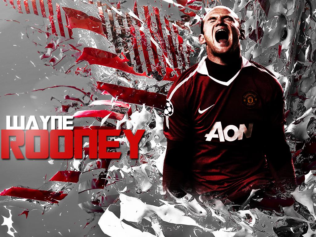 All Football Players: Wayne Rooney hd Nice Wallpapers 2012