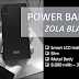 Zola Blade 8.000 mAh, Power Bank Slim dengan Indikator Digital