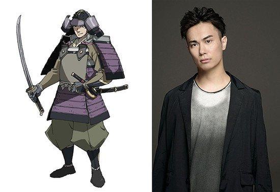 Tatsuhisa Suzuki como Abiru Yajiro