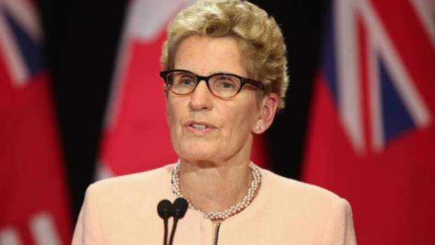 Premier Kathleen Wynne sues opposition leader Patrick Brown for defamation