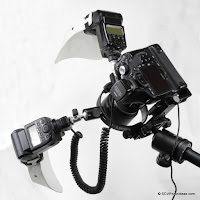 Create a Versatile O-Shape Macro Flash Bracket