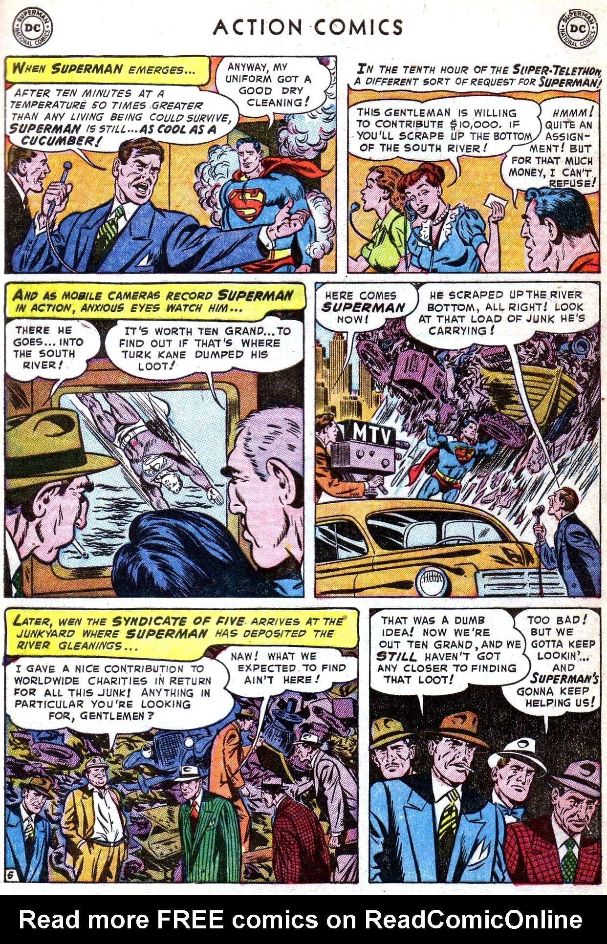Action Comics (1938) 180 Page 6
