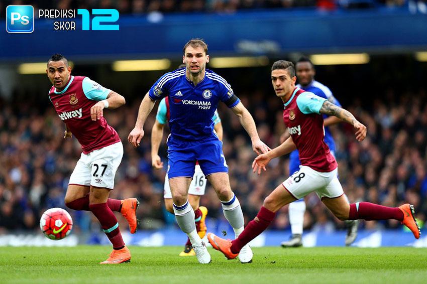 Prediksi Skor Chelsea vs West Ham United