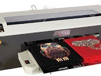 4 Kelebihan Printer DTG demi Hasil Print Kaos yang Memuaskan