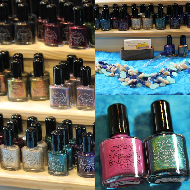 Indie Expo Canada Toronto 2017 Great Lakes Lacquer