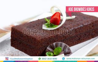 resep kue brownies kukus, makanan-minuman.com, 0852-3610-0090