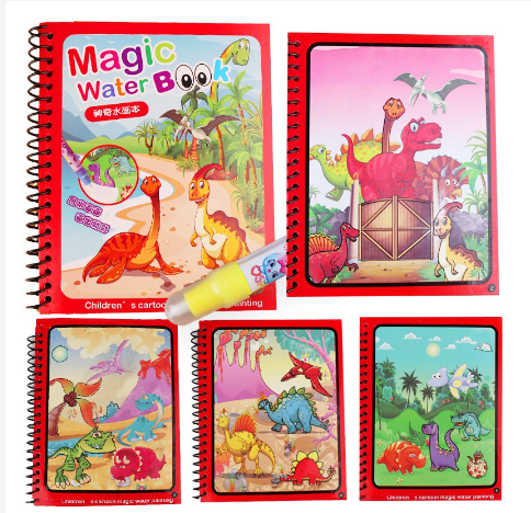 Magic water book murah