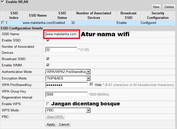 Cara Setting Huawei Hg8245 Menjadi Acces Point Matelanka Com