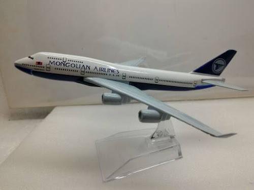 Cara Membuat Kapal Terbang Mainan | Mongolian Airlines