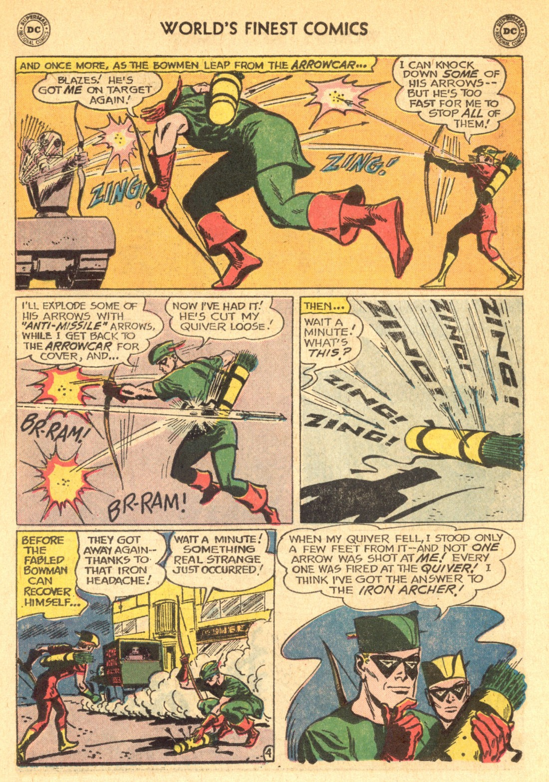 Read online World's Finest Comics comic -  Issue #129 - 30