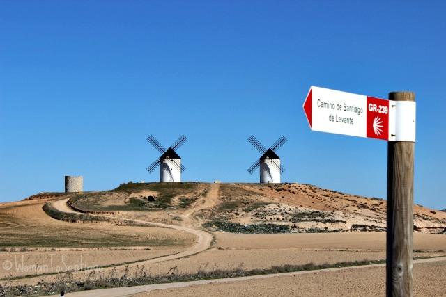 foto de molinos de viento