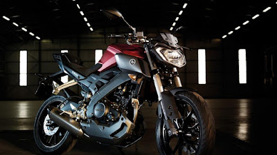 2016 Yamaha MT 125 ABS 0