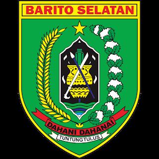 Kabupaten Barito Selatan Logo Vector