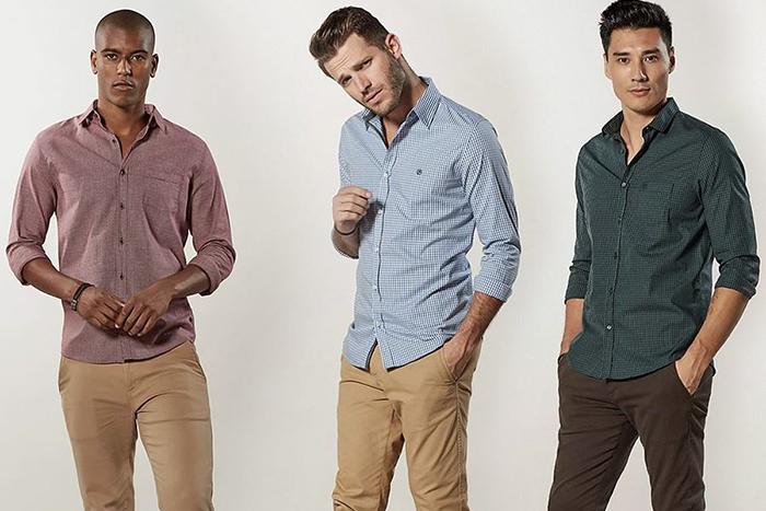 A Umen é outra boa opção de marca nacional para se Comprar Camisa Social  Masculina 3c66158af2155